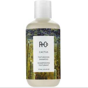 R+CO Cactus texture shampoo